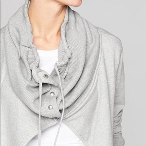 Athleta Wrappers Delight Sweater